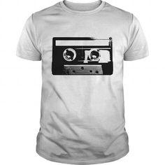 Show your Cassette Tape - 80s - Vintage - Retro - Music shirt - Wear it Proud, Wear it Loud!