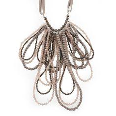 Hirshleifers - Brunello Cucinelli - Smokey Quartz and Wood Necklace (Petal), $1,455.00 (http://www.hirshleifers.com/brunello-cucinelli/women/jewelry/fine-jewelry/necklaces/brunello-cucinelli-smokey-quartz-and-wood-necklace-petal/)