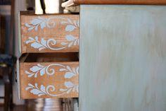 Melissa Fulton Designs: Annie Sloan Chalk Paint