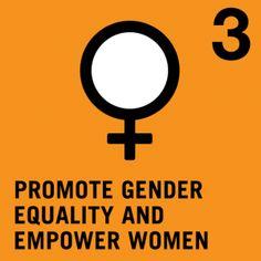 #MDG3 = Promote Gend