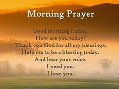Morning Prayer Pictures, Photos, and Images for Facebook, Tumblr, Pinterest, and Twitter