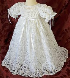 pinterest ladies crochet dresses for free - Google Search