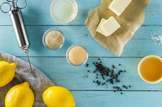 ingredients for butter based injections
