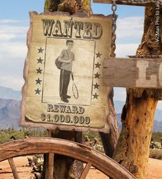 Wondering how to make a Wanted poster for a party or just for fun? Try this western poster template: use any portrait photo and print the result out if needed. Sully, Poster Generator, Gifs, Christian Kane, Photo L, Photo Effects, Portrait Photo, Wild West, Peace And Love