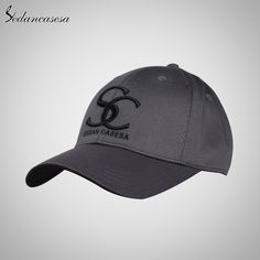 est Unisex Brand Embroidery SC 100% Cotton Baseball Cap Grey Blue Pink Black Wine Red Female Snapback Hats Wholesale Men Caps Like if you are Excited! #shop #beauty #Woman's fashion #Products #Hat