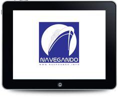 Diseño de logotipo para Navegando