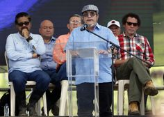 #Colombia rebel boss to continue recovery from stroke in Cuba - Washington Post: Washington Post Colombia rebel boss to continue recovery…