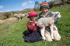 Would you like the chance to win a trip of a lifetime to see Heifer's work first hand in the ancient Incan Empire capital of Cuzco of Peru? Thanks to our corporate partner Garnet Hill you now have that chance! See how you can enter today.