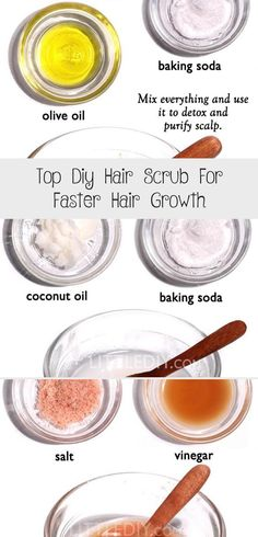 List of amazing hair scrubs you can make at home to detox, purify your scalp for faster hair growth - Coffee scrub Hair scrub for hair growth - Coffee helps to exfoliate your scalp and can enhance hai What Is Baking Soda, Baking Soda And Honey, Baking Soda For Hair, Baking Soda Water, Baking With Coconut Oil, Baking Soda Dry Shampoo, Baking Soda For Dandruff, Apple Cider Vinegar Shampoo, Shampoo For Itchy Scalp