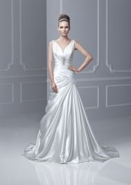 Blue by Enzoani Wedding Dresses - Style #Figari available at LOW'S BRIDAL.