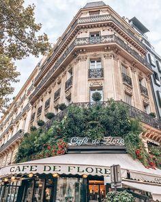 Café de Flore - Paris, France
