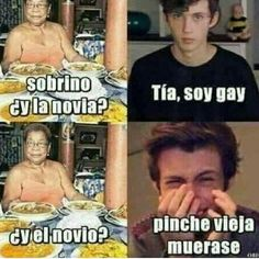 Read muerase from the story LGBT memes by stilesold (momo. Lgbt Memes, Funny Memes, Troye Sivan Funny, Memes Lindos, Funtime Foxy, Spanish Memes, Stranger Things Netflix, Lol So True, Fifth Harmony