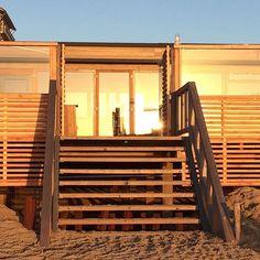 Hemingway's Beach Restaurant, Bergen aan Zee, Strandtent Heemingway's. Ingericht door Piet Boon!