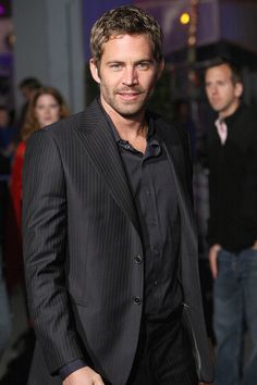 Paul Walker arrives at the premiere Universal's 'Fast Furious' held at Universal CityWalk Theaters on March 2009 in Universal City, California. (Photo by Jason Merritt/Getty Images) Actor Paul Walker, Rip Paul Walker, Cody Walker, Paul Walker Photos, Bae, Interview, Universal City, Universal Pictures, Fast And Furious