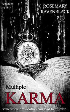 Multiple Karma: A paranormal murder mystery novel by Rose... https://www.amazon.com/dp/B06XJ1KYV8/ref=cm_sw_r_pi_dp_x_rfjZyb3920KSG