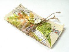 Turn a Failure into Success! - handmade notebook - The Creative Studio