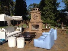 #bevolo Rault Pool House Lanterns at the #TraditionalHome 2013 Napa Valley Showhouse at the Charles Krug Winery.