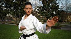 Campeona de Euskadi junior de karate en -59 kg   LA KARATEKA DEL SANTA TERESA ENFOCA LOS ENTRENAMIENTOS PARA TOMAR PARTE EN EL CAMPEONATO D...