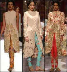 I love this current Showcased collection at LFW 2014