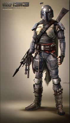 1313 star wars armor for character