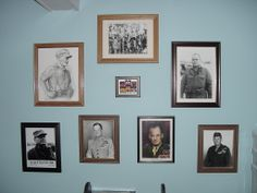 "Chesty Puller Ribbons | The ""ChestyWall"" in my den"