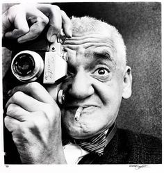 oneliners Weegee in Coventry by Richard Sadler - 1963 | #photographers #photographes #oldcamera #landcamera #filmcamera #vintagecamera #oldie #oldschool #journalistes #antique #camera #cameras #cameraporn #camara #camaras #film #vintagestyle #vintage #retro #reporters #cameramen #press #presse #zenit3m #weegee #coventry #richardsadler #zenitcamera