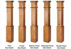 Hardwood Stair Parts & Custom Millwork In Nova Scotia, Canada: Stair Treads, Balusters, Newels & Railings