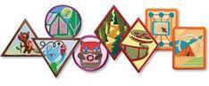 GSUSA Badges
