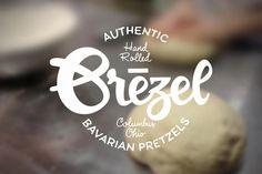 Brēzel brand identity & packaging by Jeremy Slagle branding