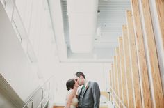 Unbelievably cute: Children's Museum of Pittsburgh Wedding: Jillian + Andy