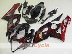 Injection Fairing kit for 05-06 GSX R1000 | OYO87901958 | RP: US $639.99, SP: US $489.99