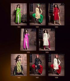 We are offering very fine quality Designer Salwar Kameez to our most reliable customers. These Salwar Kameez are available in various designer and attractive patterns which enhances the beauty of every lady who wears it. Our range of Womens Salwar Kameez are available at most competitive prices.