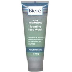 Biore Pore Minimizing Foaming Face Wash - 4 Oz (Health and Beauty) Minimize Pores, Oils For Skin, Smooth Skin, Face Wash, Cleanser, Body Care, Health And Beauty, Bath And Body, Minimalism
