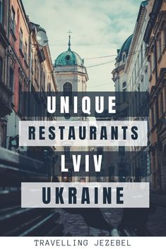 7 Unique Restaurants in Lviv, Ukraine You Can't Miss! Abandoned Castles, Abandoned Mansions, Abandoned Places, Travel To Ukraine, Most Haunted Places, Unique Restaurants, Abandoned Amusement Parks, Eastern Europe, European Travel
