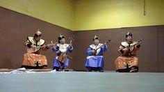 Chant diphonique mongol