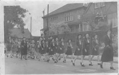 1st Wickford Guides and Brownies Late 1940s