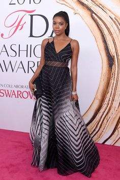 2016 CFDA Fashion Awards - Gabrielle Union