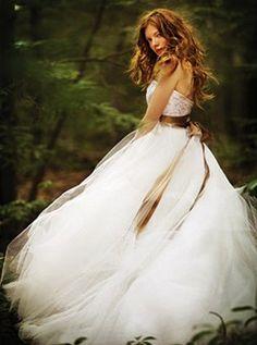 tulle fairytale