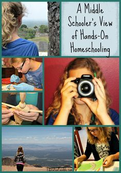 A Middle Schooler's View of Hands-On Homeschooling @Education Possible