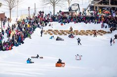 Winterfest is just a few days away! See our latest blog by clicking the link in our profile for a full list of #grandhaven area Winterfest events!  #visitgrandhaven : @randyriksenphotography #winterfest #puremichigan  #puremichigansnowday