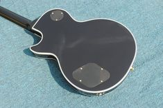 2018 BK Μαύρο χρώμα έθιμο 3 Pickups ηλεκτρική κιθάρα, 12 fret προσαρμοσμένο κατάστημα κιθάρα LP, δωρεάν αποστολή Griddle Pan, Grill Pan