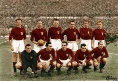 Calcio 1948-49. El gran Torino.