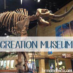 Road Trip Kentucky: Creation Museum #northernky #kentucky near #cincinnati