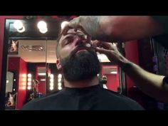 Beard trimming techniques by rudeboyspecial - YouTube