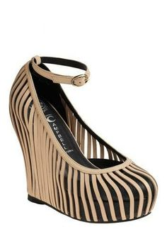 #Oh how I adore these Jeffery Campbell wedges. If only...