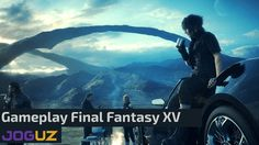 Gameplay de 30 minutos do jogo Final Fantasy XV foi divulgado, confira!  https://www.youtube.com/watch?v=u2OJGCOmXuo  #game #jogos #jogo #gameplay #finalfantasyxv #finalfantasy #final #fantasy