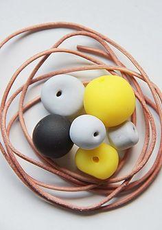 CIRKUS: DIY - jewellery // Fimo modelling clay Fimo Modelling, Mummy Crafts, Diy Jewellery, Jewelry, Diy Ideas, Craft Ideas, Color Schemes, Diys, Craft Projects