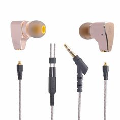 2016 New Original LZ A3 In Ear Earphone Dynamic And 2 BA Hybrid 3 Unit HIFI DIY Earphone With MMCX Interface Cable Kill K3003-in Earphones & Headphones from Consumer Electronics on Aliexpress.com | Alibaba Group