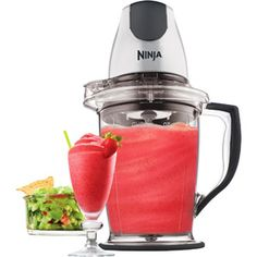 Ninja Master Prep Food Processor; I need both a blender and a food processor so I can start making my own butters, hummus, smoothies etc. I've procrastinated this for way too long. This one looks great, anyone use it??