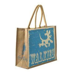Jack Murphy Jute Shopper Summer 2014, Spring Summer, Jute, Burlap, Reusable Tote Bags, Collection, Hessian Fabric, Utah, Canvas